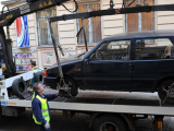 Информират с SMS за вдигнат автомобил