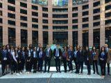 "Първо СУ ""Свети Седмочисленици"" отново на европейски форум"