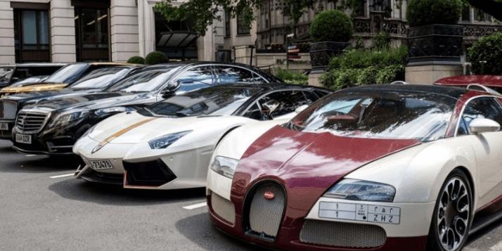 Братя Диневи са купувачите на чисто новите лимузини